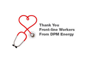 Thank You Frontline Worker Support