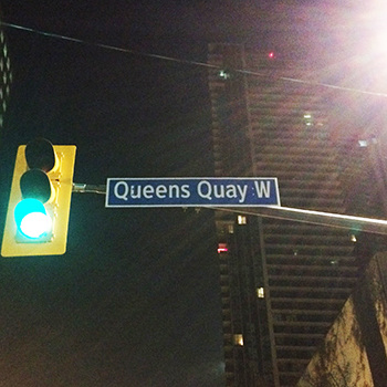 Waterfront Utility Revitalization QUEENS QUAY